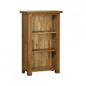 Rustic Oak 3' Bookcase (Narrow)