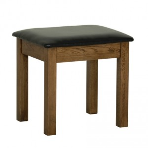 Rustic Oak Stool